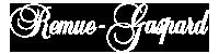 Champagne Remue Gaspard Logo